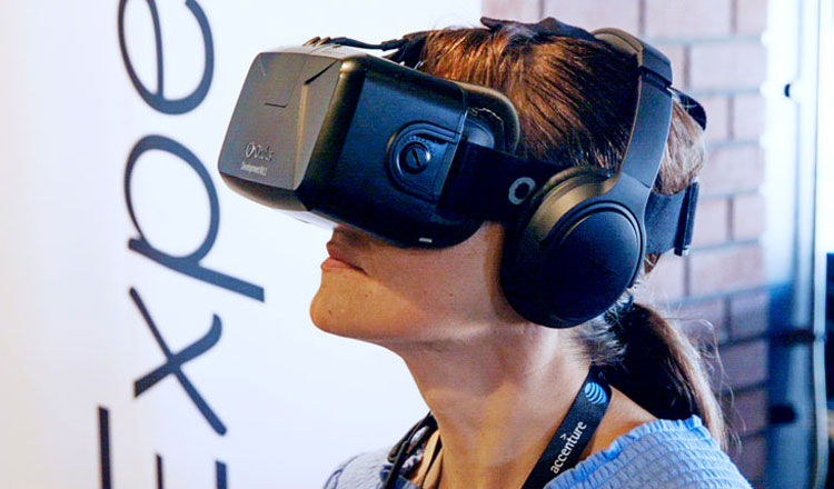 Virtual Reality- content marketing trend