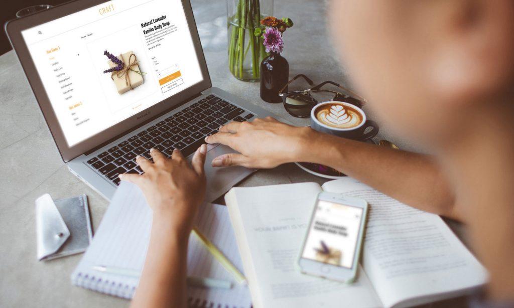 blogging development